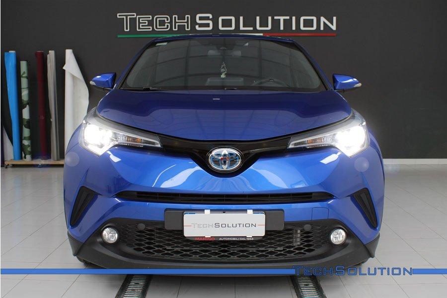 lampade full led phonocar toyota c hr tech solution