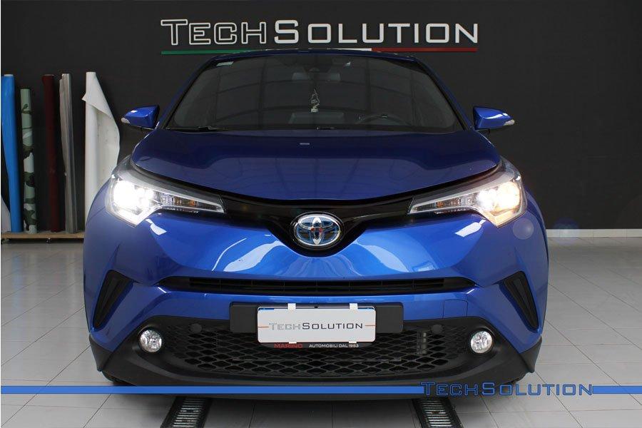 lampade full led phonocar toyota c hr tech solution bari