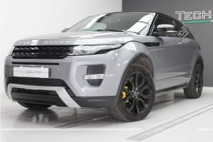 range rover evoque pinze gialle tech solution bari