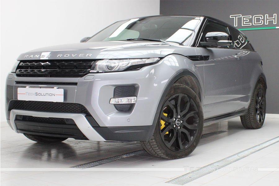 range rover evoque pinze gialle tech solution bari