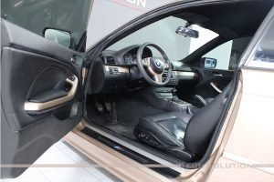 bmw e46 msport interno wrapping apa rose gold bari